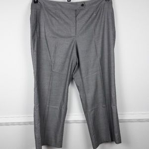 NWOT JONES NEW YORK STRETCH TROUSERS SIZE 24W
